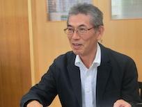 石原理事長の写真